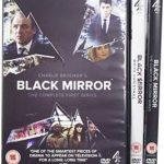 Black Mirror: Series 1, 2 & Christmas Special boxset (TV series DVD review).
