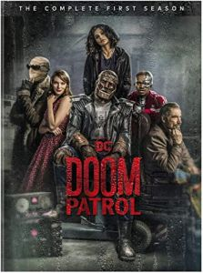 Doom Patrol (second season superhero TV series: trailer).