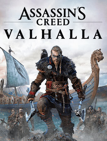 Assassin's Creed Valhalla (fantasy game trailer).