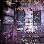 Bards And Sages Quarterly, April 2020 (e-magazine review).