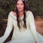 Alyson Tabbitha's cosplay tips: Arwen in Lord Of The Rings (video tutorial).