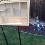 High Mech squirrel-proof bird feeder wages an offensive war (weird news).