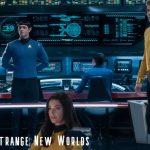 Star Trek Strange New Worlds, new TV series confirmed (news).