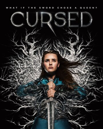 Cursed (Netflix Frank Miller fantasy TV series: trailer).