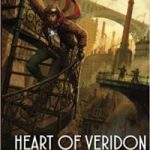 Heart Of Veridon (The Burn Cycle book 1) by Tim Ackers (book review).