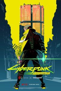 Cyberpunk Edgerunners Netflix anime ... based on Cyberpunk 2077 game universe (news).