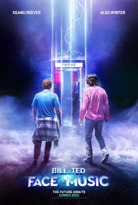 Bill & Ted Face the Music (scifi movie: trailer).