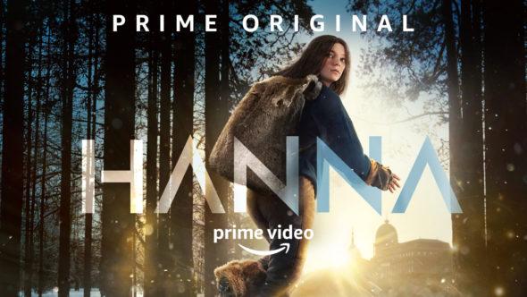 Hanna (Amazon Prime spy-fy TV series: second season trailer).