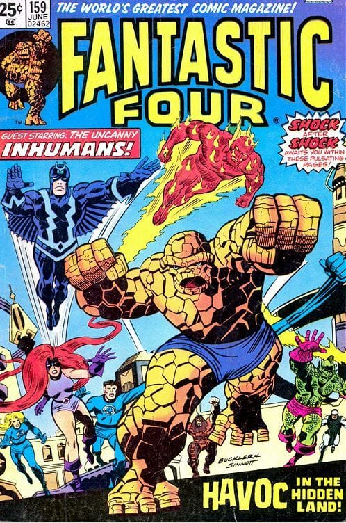 Marvel comics artist Joe Sinnott passes away at 93 (news).