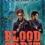 Blood Orbit (A Gattis File Novel) by K.R. Richardson (book review).