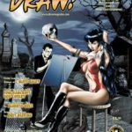 Draw! #8 Spring 2004 (magazine review).
