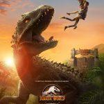 Jurassic World Camp Cretaceous (animated Netflix TV series: trailer).