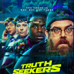 Truth Seekers (Amazon Prime TV series: trailer).