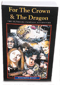 The making of a role playing game: Stephen Hunt's For The Crown and the Dragon (video).