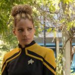 Michelle Hurd, Raffi in Star Trek Picard