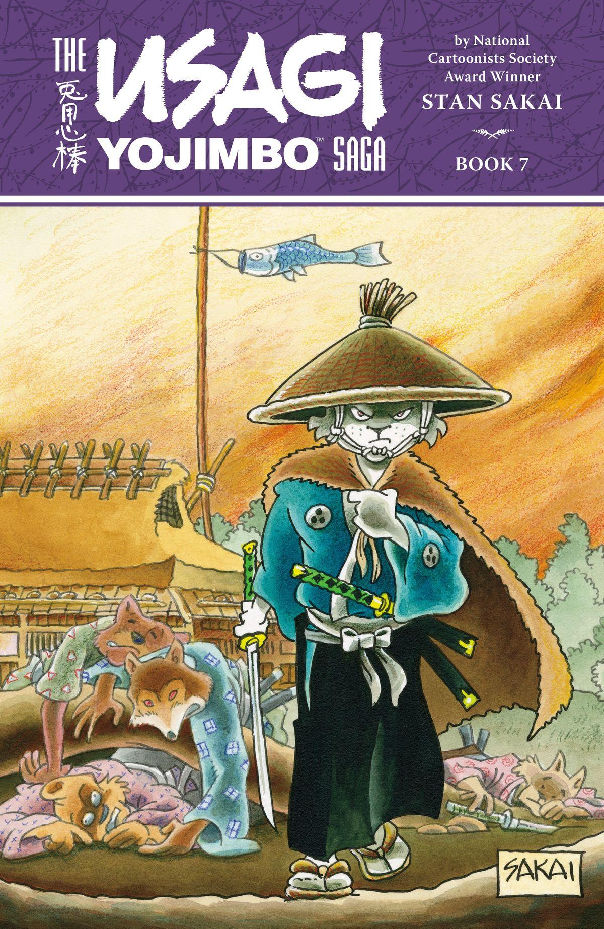 usagi-yojimbo-saga-vol-7