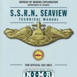 S.S.R.N. Seaview Technical Manual designed & written by Frederick Barr (book review).