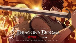 Dragon's Dogma (new Netflix anime fantasy TV series: trailer).