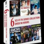Special Unit 2 (TV series 2001-2002, DVD review).
