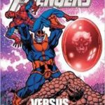 Avengers vs Thanos by Jim Starlin and Mike Friedrich (e-graphic novel review).