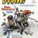 Draw! #28 Spring 2014 (magazine review).