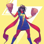 Ms. Marvel casts Kamala Khan for its new Disney Plus TV series (news).