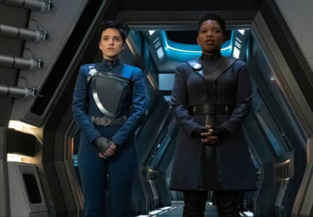 Star Trek Discovery: season 3 episode 3 review, People Of Earth (review).
