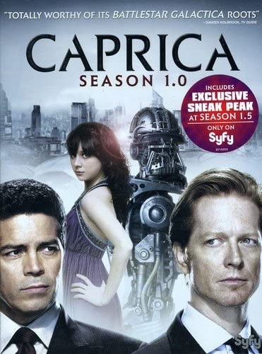 Caprica: Battlestar prequel, how badly did it suck? (retrospective).