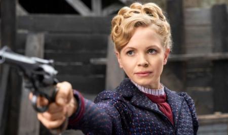 Miss Scarlet & The Duke (Victorian age cri-fi TV series).