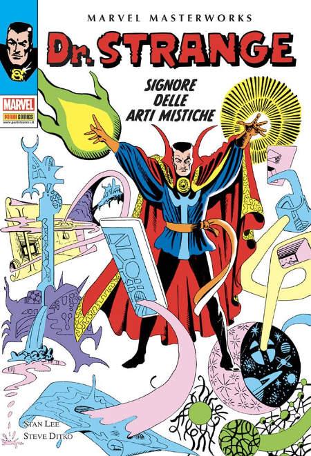 Steve Ditko comic-book genius