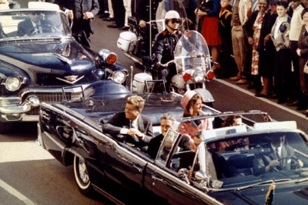 President Kennedy: killed for asking questions about UFOs? (video: weird news).