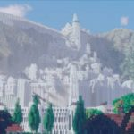 Lord of the Rings fully rebuilt in Minecraft: ten glorious years of brickwitery (news).