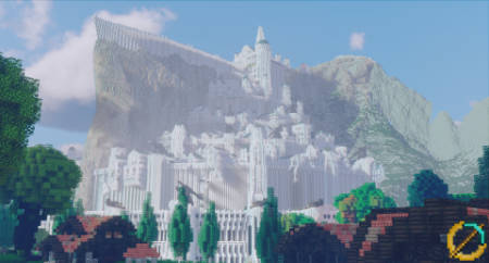 Lord of the Rings rebuilt in Minecraft: ten glorious years of brickwitery (news).