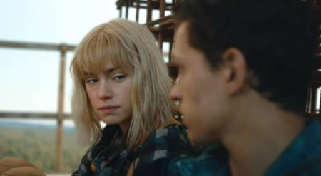 Chaos Walking, a scifi movie review by Mark Kermode (video).