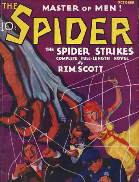 The Spider: the pulp legend everyone has forgotten (video documentary).