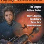 The Magazine Of Fantasy & Science Fiction, Nov/Dec 2020, Volume 139 #752 (magazine review).