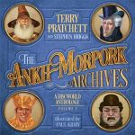 The Ankh-Morpork Archives by Terry Pratchett and Stephen Briggs (book review).