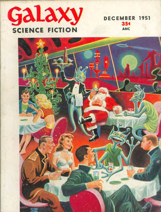 Happy Christmas, humans and species of all worlds.