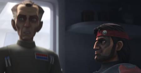 Star Wars: The Bad Batch cartoon TV series (trailer).