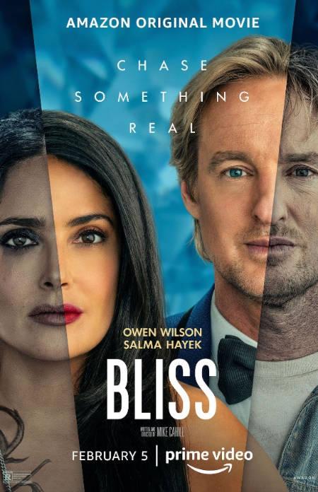 Bliss (Amazon Prime science fiction movie: trailer).