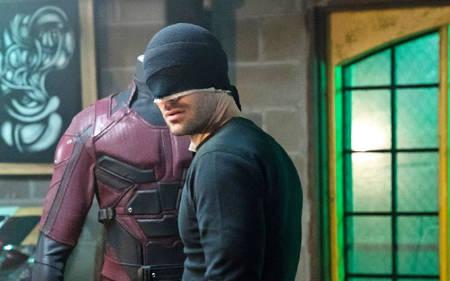 Daredevil actor Charlie Cox spotted in Spider-man 3 film set as Matt Murdoch (news).