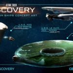 Star Trek shares far-future Federation starship designs (news).