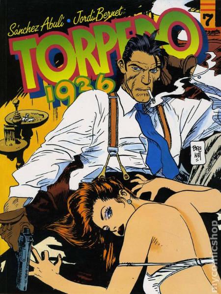 Torpedo 1936 (comic-book review).