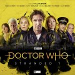 Doctor Who: Stranded: Volume 1 by Matt Fitton, John Dorney, Lisa McMullin and David K Barnes (CD/download review).