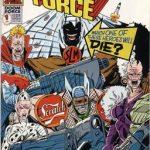 Doomforce by Grant Morrison (a comic-book retrospective).