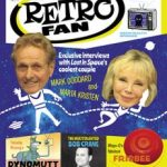Retro Fan #13 March 2021 (magazine review).