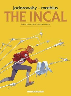 The Incal: when European comic-books got good? (video).