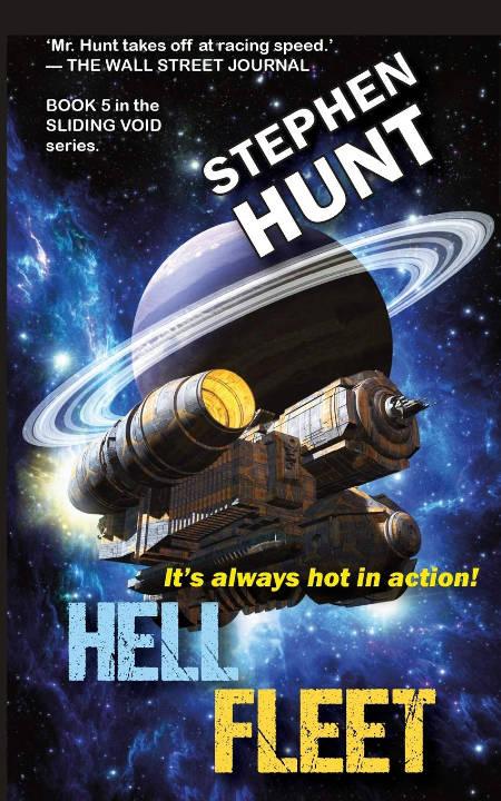 Hellfleet: taste my rail cannon