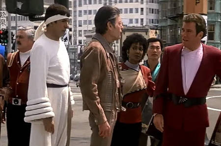 Star Trek IV: The Voyage Home (a retrospective film review).