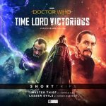 Time Lord Victorious: Short Trips by Simon Guerrier and Sophie Iles (download review).